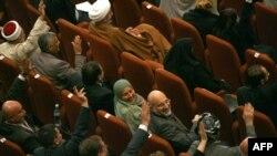 جلسة برلمانية لمجلس النواب العراقي