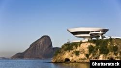 Fotogalerija: Građevine Oscara Niemeyera