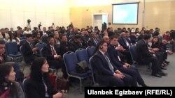 21-январда Анкарада эки күндүк кыргыз-түрк бизнес форуму башталды