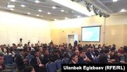 Бүгүн, 21-январда Түркиянын борбору Анкара шаарында кыргыз-түрк ишкерлеринин бизнес форуму өтүүдө.