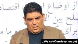 فرید بختور رئیس اسبق شورای ولایتی فراه که در رویداد سقوط هلیکوپتر کشته شد.