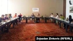 Konferencija u Sarajevu