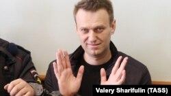 Ресейлік оппозиция лидері Алексей Навальный.