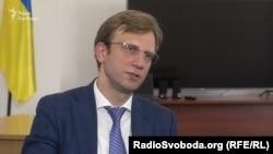 Голова АРМА Антон Янчук