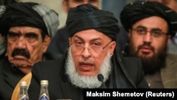 Sher Mohammad Abbas Stanakzai led the Taliban delegation during recent talks in Moscow.