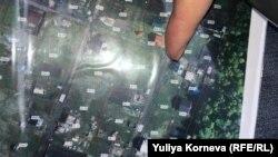 """Карта поселка """"Зональный"""" Дом оказался на дороге из-за смещения участков на нескольких улицах"""