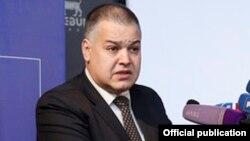 Министр-руководитель аппарата правительства Давид Арутюнян (архив)