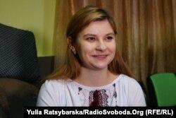 Виталия Серебрянская