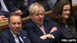 Britanski premijer Boris Džonson (Johnson)