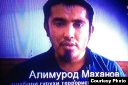 Алимурод Маханов