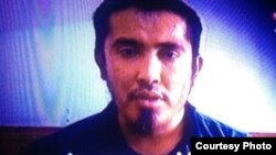 Tajikistan -- Alimurod Makhanov, who is accused of to be a leader of terroristic group