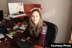 Председатель организации Answer Елена Растокина.
