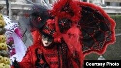 Венеция карнавалы