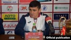 Рустам Хоҷаев
