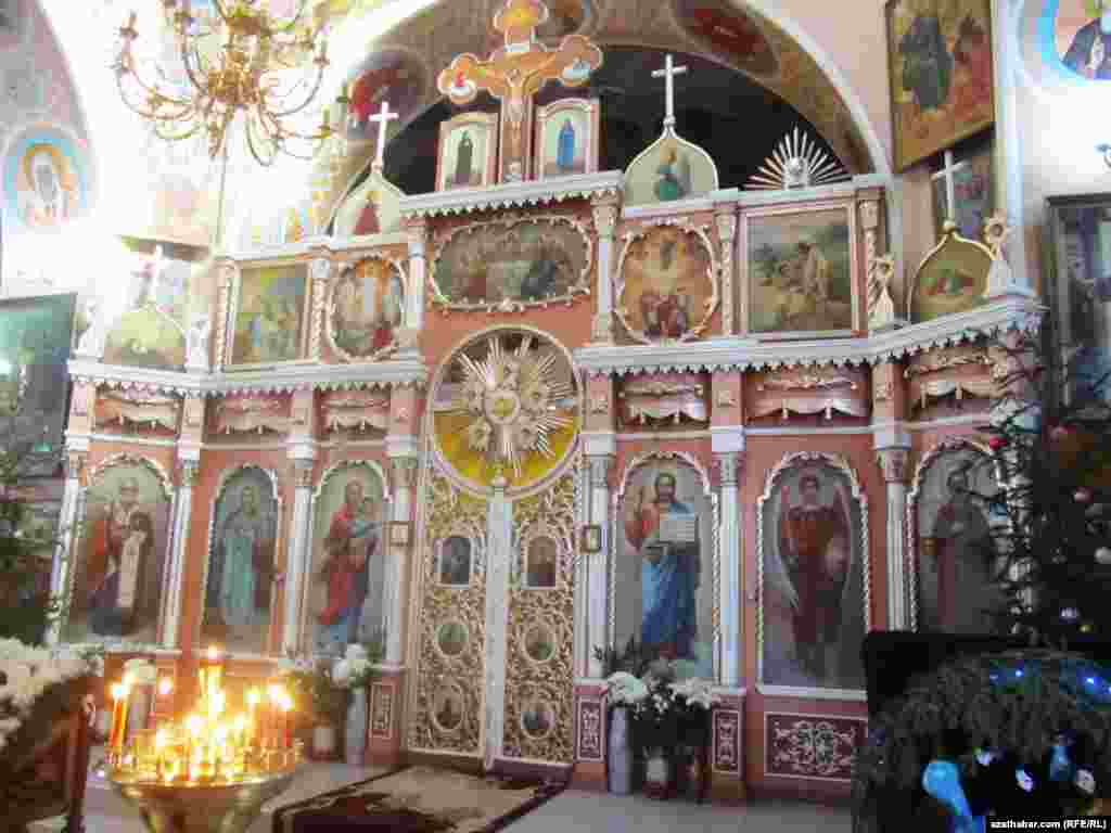 Ybadathananyň altary