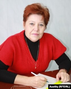 Зәйфә Салихова