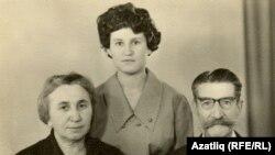 Рокыя, Фәридә һәм Ибраһим Дǝүләткилделәр. 1960нчы еллар