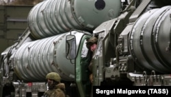 Turkey says it will go through with a purchase of S-400 missile defense systems from Russia.
