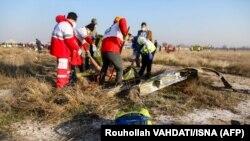 Иран отказва да предаде черната кутия от полета на Боинг и представители на САЩ