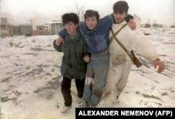 Грозный, 1994 год