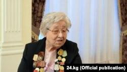 Анна Кутанова.