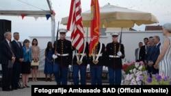 Ponosni na podršku Kosovu: Američka ambasada u Prištini na Dan nezavisnosti SAD