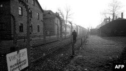 Один із нацистських концтаборів «Аушвіц-Біркенау». Освенцім, Польща. Листопад 2013 року