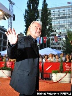 Bela Tarr Sarayeva Film Festivalında.