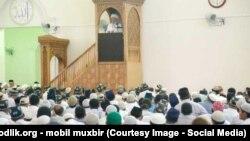 """""""Holid ibn Volid"""" masjidi"""
