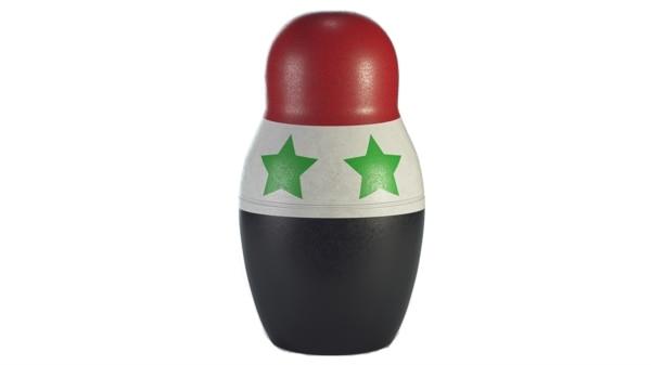Сирийская матрешка