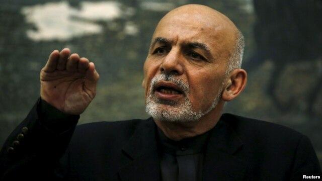 Президент Афганістану Ашраф Гані