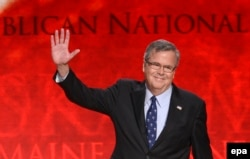 Fostul guvernator Jeb Bush