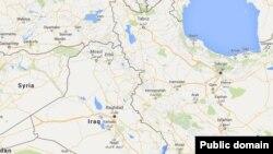 Төркия, Сүрия, Гыйрак, Иран чикләре