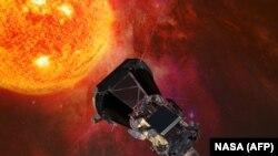 Зонд НАСА наблизився до Сонця