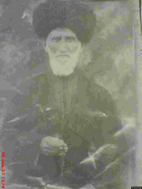Элах-мулла Дибиров (накшбандийский тарикат)