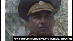 Бывший глава КНБ Туркменистана Тиркиш Тырмыев.