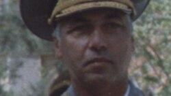 'General Tyrmyýew zor bilen ýitirim edilen ilkinji resmileriň biri'