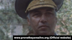 Бывший командующий Пограничными войсками Туркменистанагенерал-майор ТиркишТырмыев