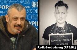 Волонтер-переговорник Микола Колесник розповідає про акцію Джонні Депа у підтримку Олег Сенцова