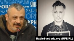 Николай Колесник рассказывает про акцию Джонни Деппа в поддержку Олег Сенцова