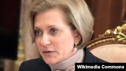 Анна Попова, глава Роспотребнадзора Российской Федерации