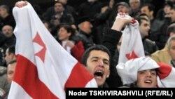 Сегодня бурные восторги на тему победы юношеской сборной Грузии над сборной Исландии были слышны в Тбилиси везде