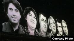 Ադրբեջանի քաղաքական բանտարկյալների լուսանկարը, արխիվ