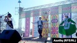 Омски татарлары беренче тапкыр Нәүрүзне билгеләде