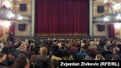 Narodno pozorište Sarajevo, foto iz arhive