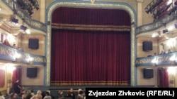 """Narodno pozorište za vrijeme """"Noći teatra"""", 19. novembar 2011."""