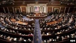پیمان همکاری آمریکا و هند که در مجلس نمايندگان آمريکا به تصويب رسید، از حمایت جورج بوش برخوردار است.(عکس: EPA)