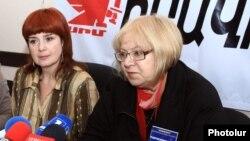 Մարիաննա Մխիթարյան (ձ), Նինա Մազուր