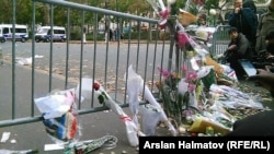 Париж, терроралъул гьужумаздаса хадуб, 14Ноя2015