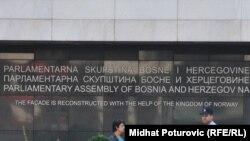 Sjednica Predstavničkog doma Parlamentarne skupštine BiH odgođena je nakon što se nisu pojavili zastupnici iz Republike Srpske